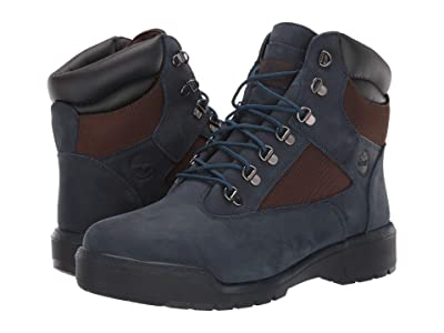 Timberland Field Boot 6 F/L Waterproof (Navy Nubuck) Men