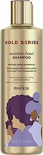 Pantene Pro-V Gold Series Moisture Boost Shampoo, 9.1 fl oz