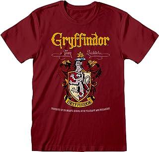 Harry Potter Gryffindor Crest Novio Ajuste De La Camiseta De Las Mujeres | mercancía Oficial