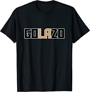 Los Angeles Football Jersey Style Soccer Team Club Golazo T-Shirt
