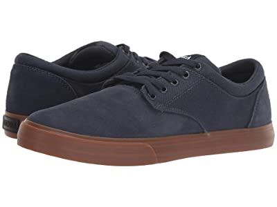 Supra Chino (Navy/Navy/Gum) Men