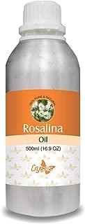 Crysalis Rosalina Oil 100% Natural Pure Undiluted Uncut Essential Oil 500ml
