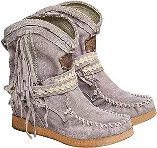 Amazon.es: Botas Vaqueras De Mujer - Zapatos para mujer ...