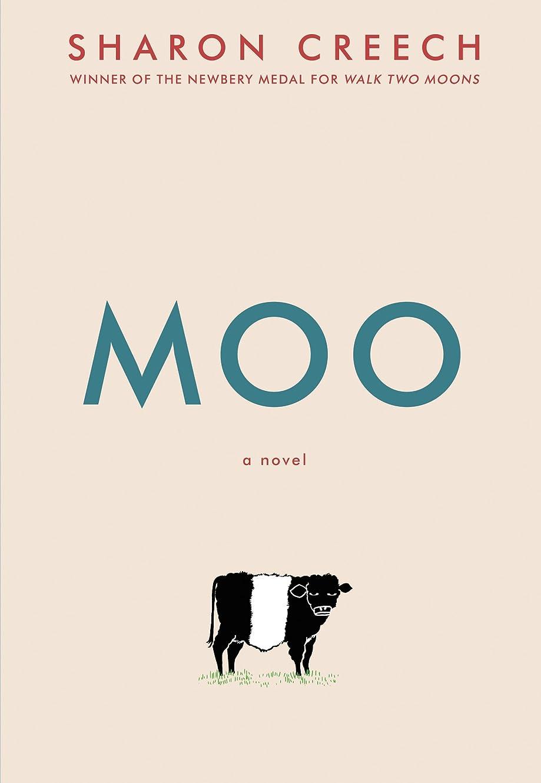 にぎやか毎年ハイキングMoo: A Novel (English Edition)