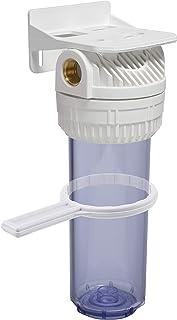 """AQUAWATER - 104754 - Porte filtre simple nu pour cartouche - Taille standard 10"""""""