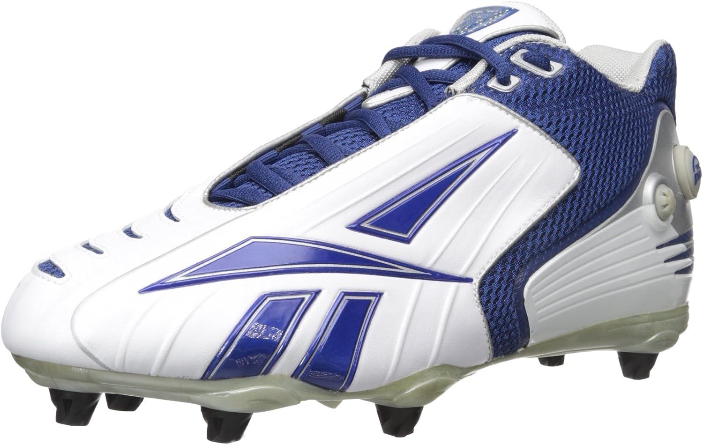Reebok NFL Pro Pump Burner Speed 5 8 SD2 Men's Football shoes