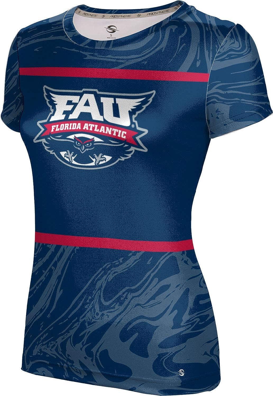 ProSphere Florida Atlantic University Girls' Performance T-Shirt (Ripple)