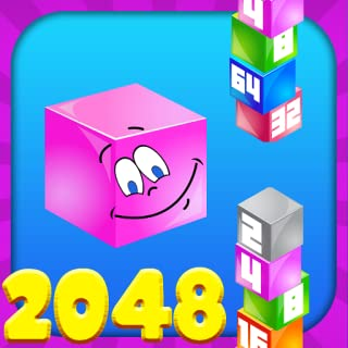 Flappy 2048 - Amazing twodots adventure try stay on the line and make it rain with the juice cubes - fly with tiny wings