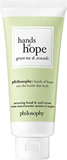 Philosophy Hands of Hope Hand Cream, Green Tea And Avacado, 30ml