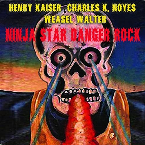 Ninja Star Danger Rock by Charles K. Noyes and Weasel Walter ...