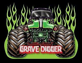 Best grave digger monster truck art Reviews