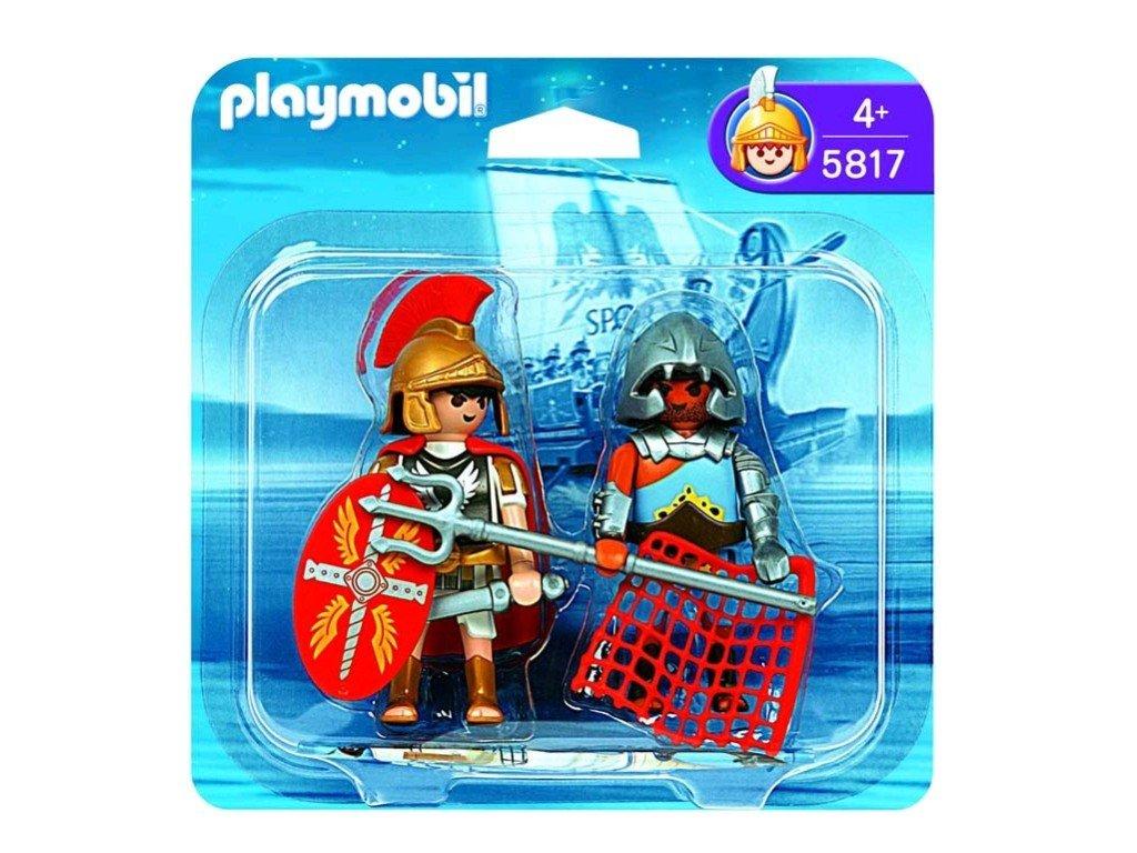 PLAYMOBIL Duo Pack Romanos: Amazon.es: Juguetes y juegos