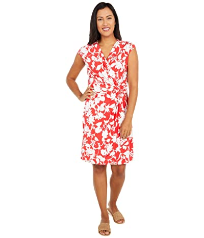 Tommy Bahama Sunset Vista Dress (Boomerang Red) Women