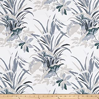 Madcap Cottage by Robert Allen Bermuda Bay Oyster Fabric By The Yard