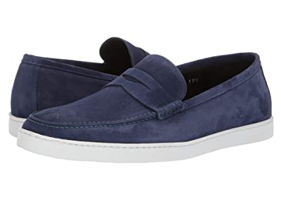 To Boot New York Spin (Blue Suede) Men