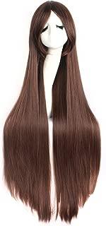 Best 100cm long wig Reviews