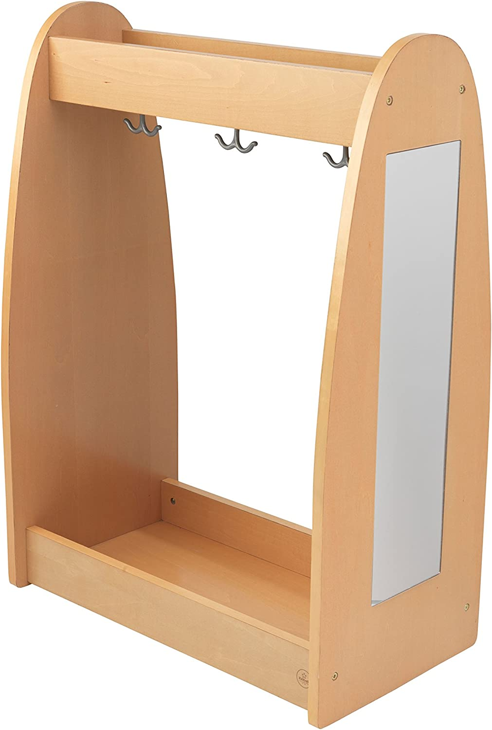 KidKraft Dress Low price Up Unit with Natural Hooks Brand new