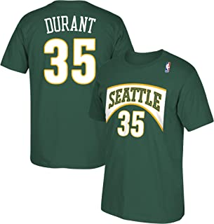 NBA Youth 8-20 Retired All Star Player Name and Number Jersey T-Shirt