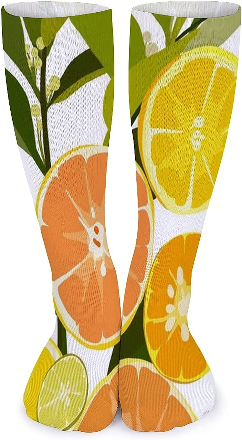 15.7 inch Unique Personality Large Chemical Fiber Fashion Casual Socks Dress For Girls