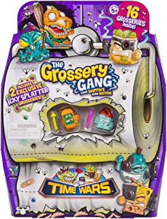 Grossery Gang The Time Wars Supersize Pack