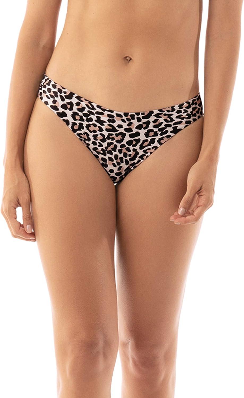 Maaji Women's Standard Bikini Bottom Classic Cheeky Cut
