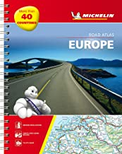 Michelin Road Atlas Europe (Atlas (Michelin))