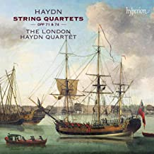 The London Haydn Quartet - Haydn: String Quartets Opp.71 & 74 (2019) LEAK ALBUM
