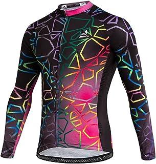Uriah Women's Thermal Fleece Cycling Jersey Long Sleeve