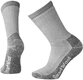 Trekking Crew Socks - Men's Heavy Cushioned Wool Performance Sock
