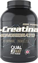Creatina Monohidrato   Suplemento Deportivo Para Aumentar el Rendimiento Deportivo y la Masa Muscular   Más Fuerza y Energía   180 Comprimidos Creatina