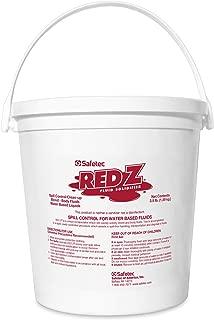 Safetec Red Z 3.5lb. Bucket Spill Control Solidifier (1 Bucket/case)