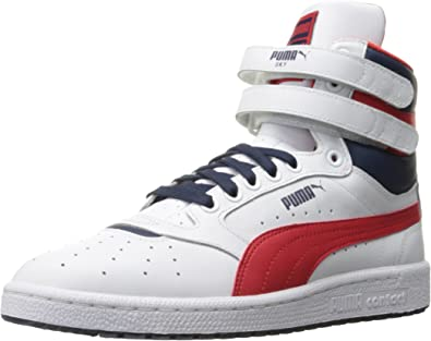 Amazon.com   PUMA Men's RBR WSSP DISC MID Sneaker, 8.5 M US ...