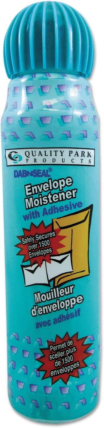 Quality Park 46065 Envelope Fast-Drying Adhesive Moistener Tucson Mall w Large discharge sale