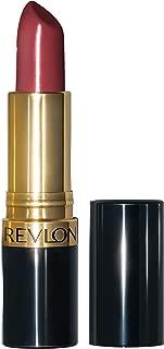 Revlon Super Lustrous Lipstick, Raisin Rage, 0.15 oz./4.2 g.