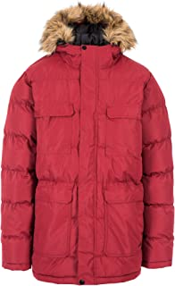 Trespass Mens Baldwin Padded Waterproof Jacket