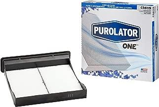 Purolator C36115 Single PurolatorONE Advanced Cabin Air Filter