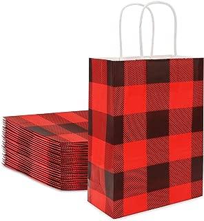 Christmas Gift Bags, Eusoar24pcs8.7