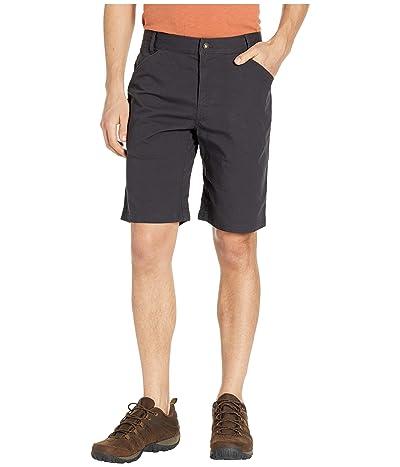 Prana Santiago Shorts (Charcoal) Men