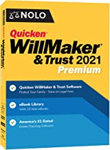 $119 » Nolo WillMaker & Trust 2021 Premium - Windows and Mac I Includes Get It Together and Special Needs Trust eBooks