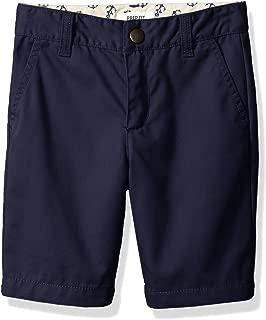 Gymboree Boys' Little School Uniform Shorts