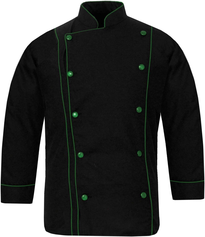 Leorenzo Formulation PN-33 Men Chef Jacket PN in 10 Colours (12