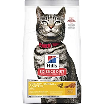 science diet adult indoor cat dry food