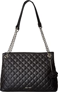 Nine West Women's Dielle Jetset Satchel