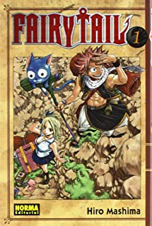 FAIRY TAIL 01 (CÓMIC MANGA)