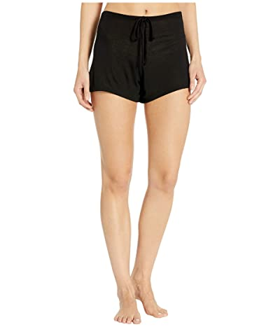 Hanky Panky Logo to Go Tap Shorts (Black) Women