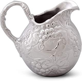 Arthur Court Grape 1-1/2-Quart Small Pitcher