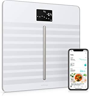 Withings Body Cardio – Heart Health & Body Composition Digital Wi-Fi Scale With Smartphone App