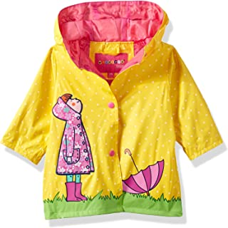Wippette Baby Girl with Umbrella Inf Raincoat
