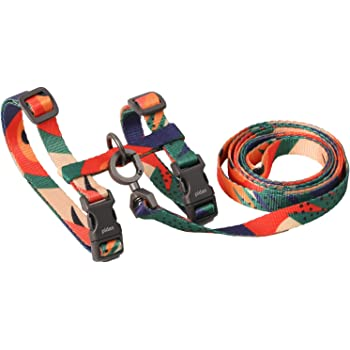 pidan Cat Harness and Leash Set for Walking Escape Proof - Adjustable Pet Harness for Kitten and Small Dogs Lightweight
