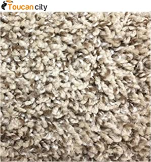 Toucan City Carpet Sample - Hurried - Color Voyager Twist 8 in. x 8 in. EF-327798